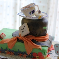 Alice in Wonderland Sweet 16