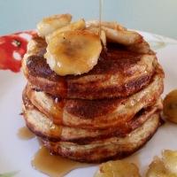 Tri-Flour Fluffy Pancake